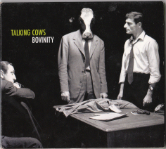 cd hoes talking cows Bovinity front klein